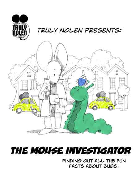Truly Nolen Coloring Book