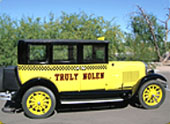 Truly Nolen antique cars