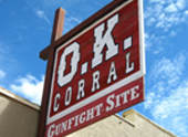 O.K Corral Gunfight Site