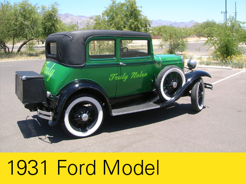 1931 Ford Model