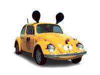 The Early Mouse Car